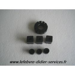 Kit silentblocs moteur...